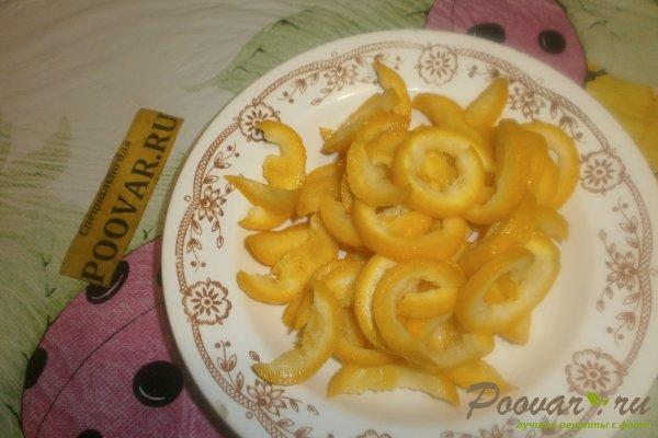 Цукаты из апельсиновых корок со специями Шаг 1 (картинка)
