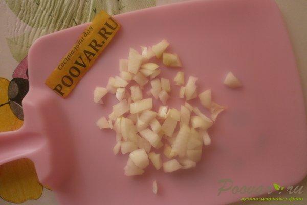 Ленивые пельмени из лаваша с овощами Шаг 4 (картинка)