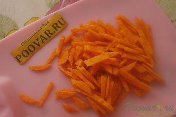 Ленивые пельмени из лаваша с овощами Шаг 6 (картинка)