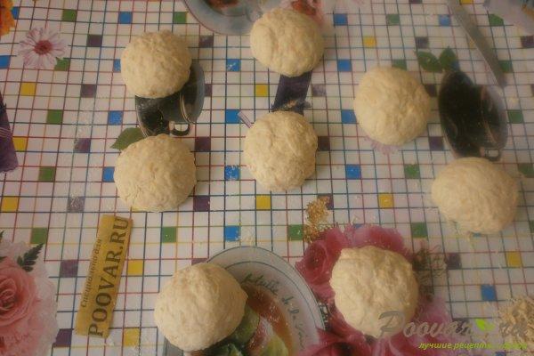 Капустные булочки из дрожжевого теста Шаг 12 (картинка)