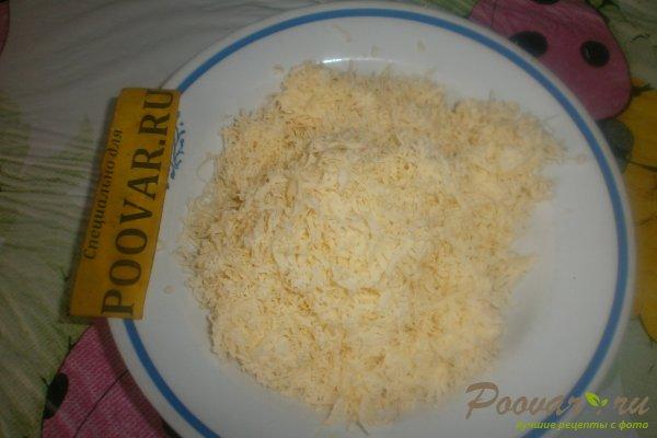 Слойки с сыром в духовке из дрожжевого теста Шаг 5 (картинка)