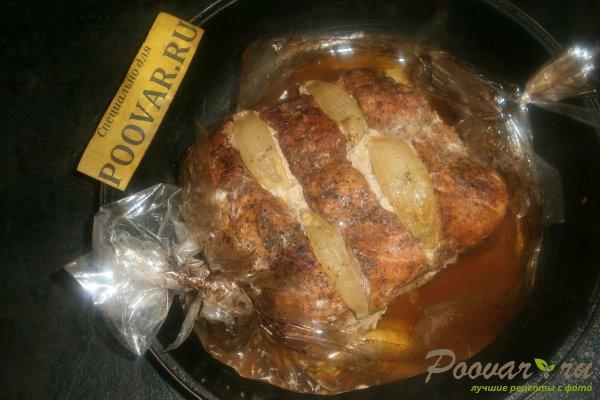 Корейка свиная в духовке Шаг 11 (картинка)