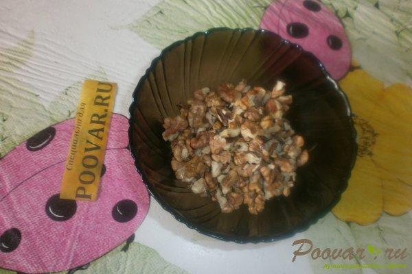 Творожные кексы с орехами и смородиной Шаг 2 (картинка)