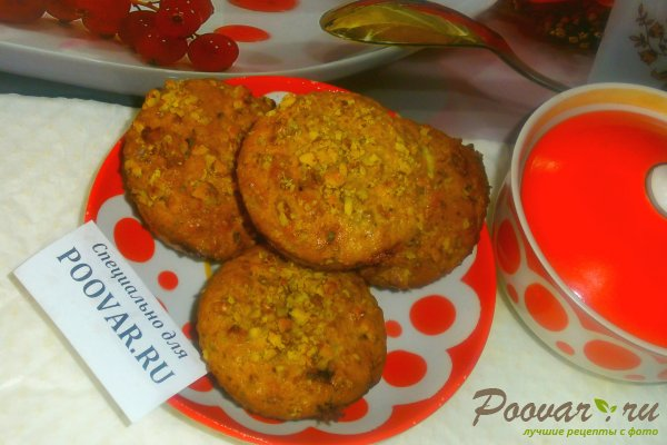 Творожные кексы с орехами и смородиной Шаг 16 (картинка)