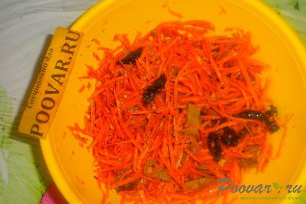 Салат из моркови с куриной печенью Шаг 14 (картинка)