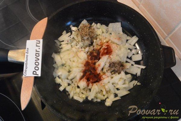 Каша из чечевицы с овощами Шаг 3 (картинка)