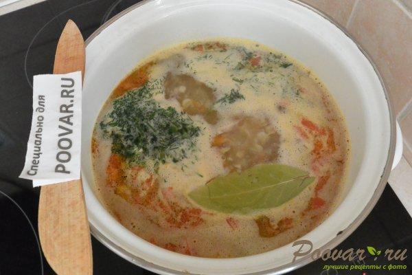 Куриный суп с овсянкой Шаг 12 (картинка)