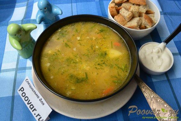 Куриный суп с овсянкой Шаг 13 (картинка)