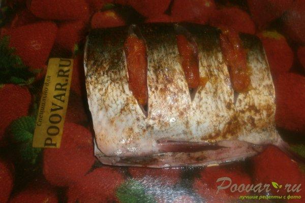 Запечённый толстолобик в духовке Шаг 7 (картинка)