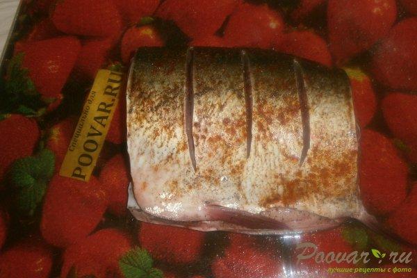 Запечённый толстолобик в духовке Шаг 6 (картинка)