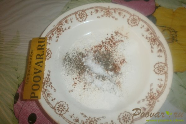 Жареная салака на сковороде Шаг 5 (картинка)