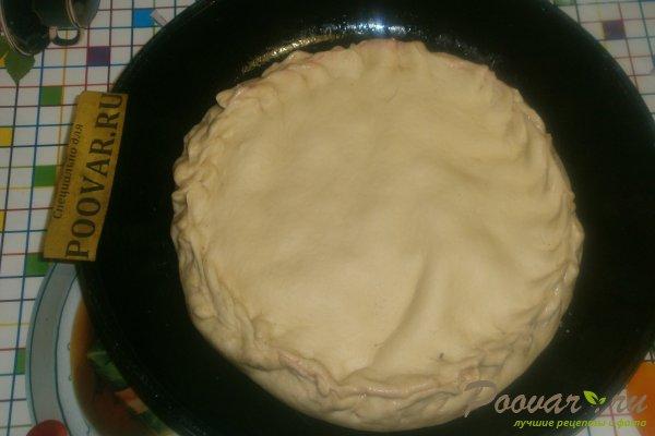 Пирог с ягодами и желе Шаг 14 (картинка)