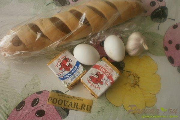Бутерброды с крабовыми палочками Шаг 1 (картинка)