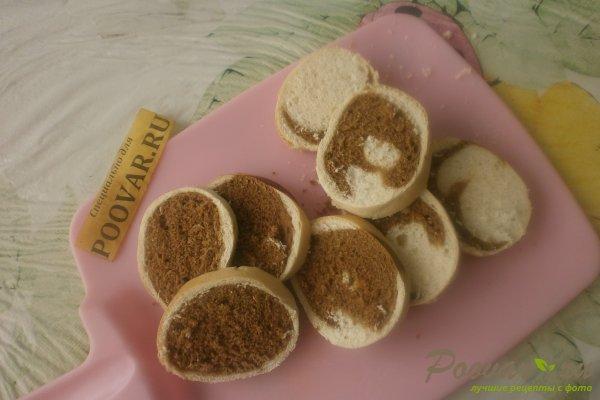 Бутерброды с крабовыми палочками Шаг 7 (картинка)