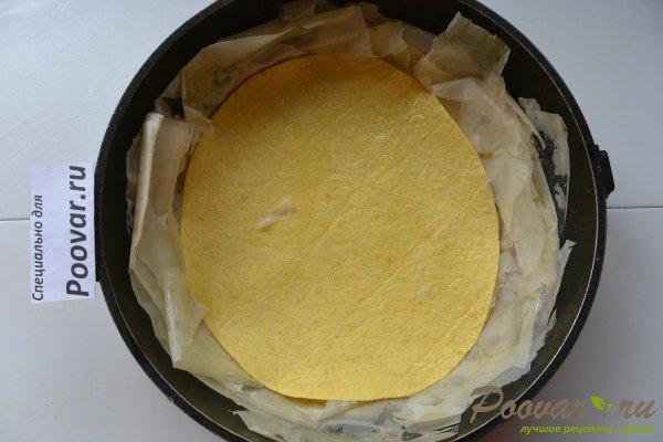 Рыбный пирог с картофелем Шаг 6 (картинка)