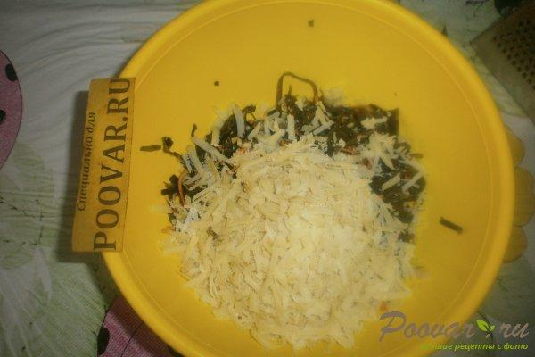 Салат из морской капусты с мидиями Шаг 5 (картинка)