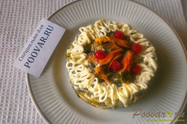 Салат из морской капусты с мидиями Шаг 11 (картинка)
