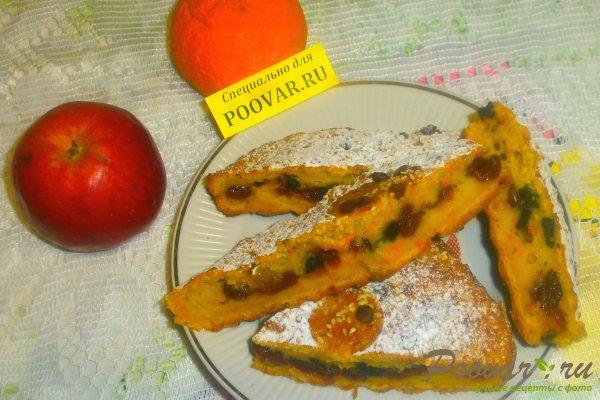 Пирог с фруктовой начинкой Изображение