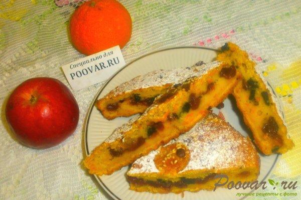 Пирог с фруктовой начинкой Шаг 17 (картинка)