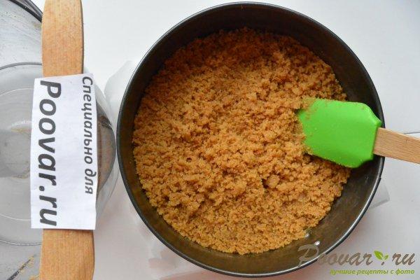 Творожный торт без выпечки с желатином Шаг 6 (картинка)