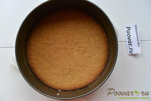 Творожный торт без выпечки с желатином Шаг 7 (картинка)
