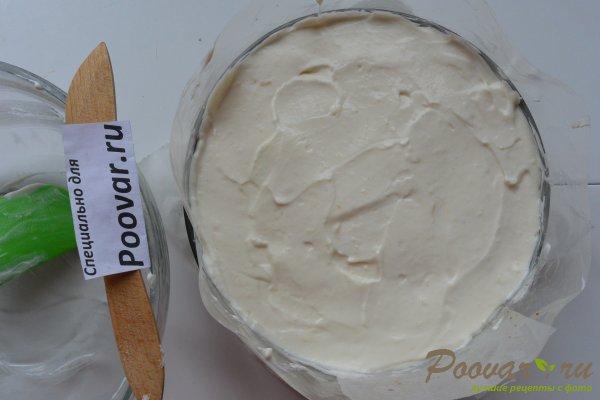 Творожный торт без выпечки с желатином Шаг 16 (картинка)