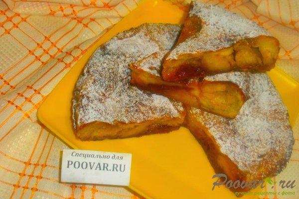 Пирог с творогом и абрикосами Шаг 16 (картинка)