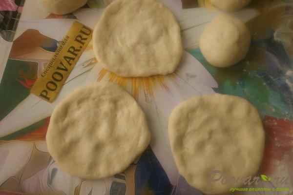 Жареные пирожки с ливером Шаг 11 (картинка)