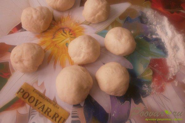 Жареные пирожки с ливером Шаг 10 (картинка)