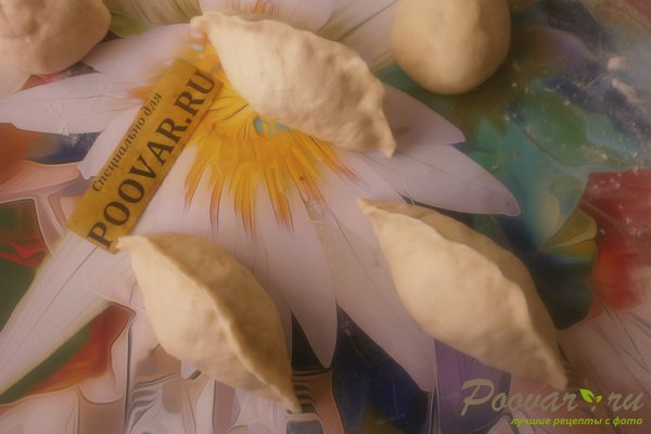 Жареные пирожки с ливером Шаг 13 (картинка)