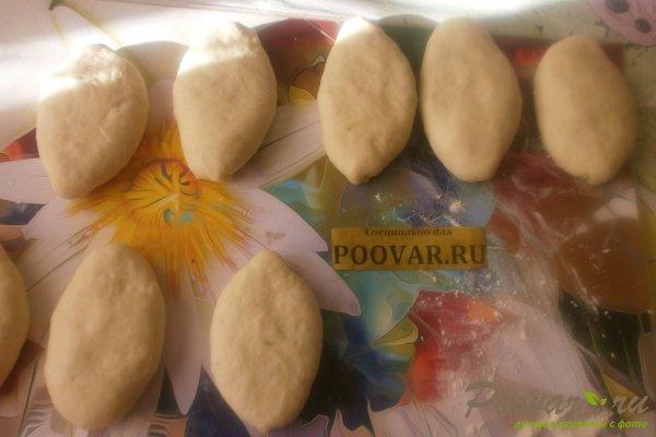 Жареные пирожки с ливером Шаг 14 (картинка)