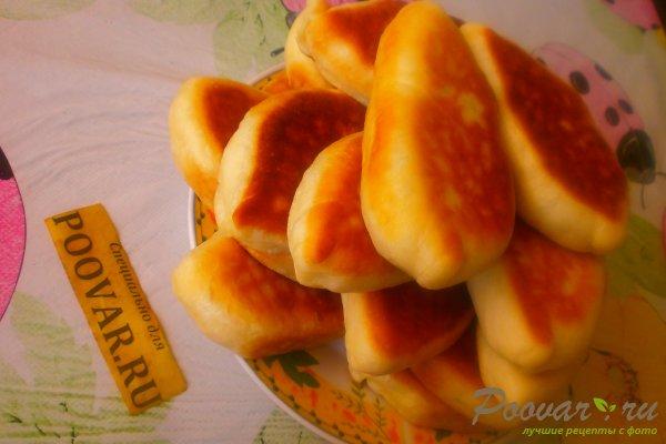 Жареные пирожки с ливером Шаг 17 (картинка)