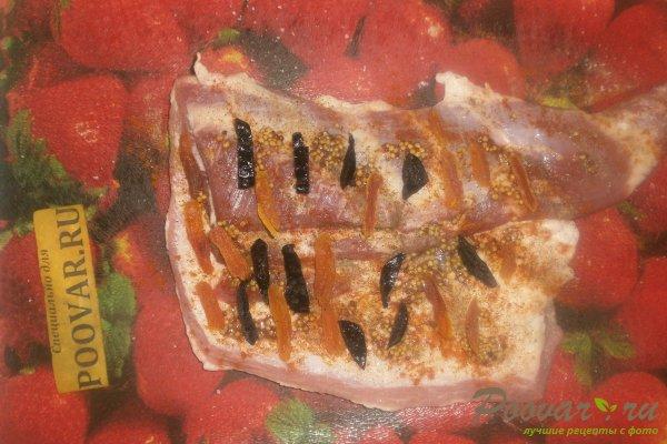 Рулет из свиной грудинки в фольге Шаг 6 (картинка)