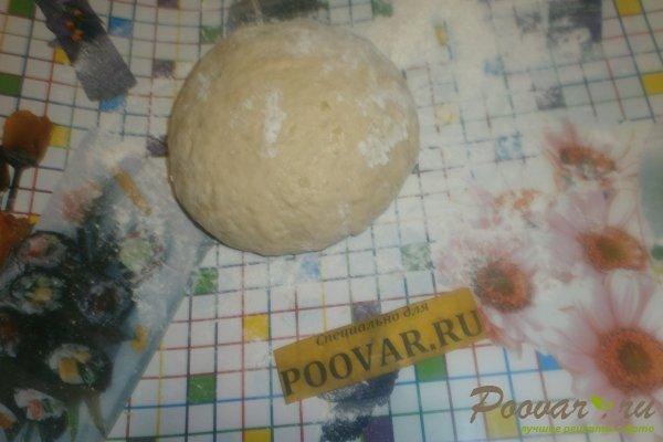 Пирожки из картофельного теста с огурцами Шаг 12 (картинка)