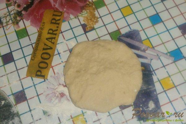 Пирожки из картофельного теста с огурцами Шаг 14 (картинка)