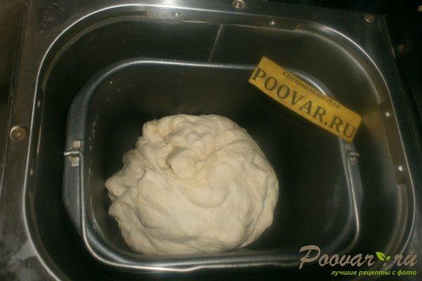 Пирог с начинкой из ливера Шаг 10 (картинка)