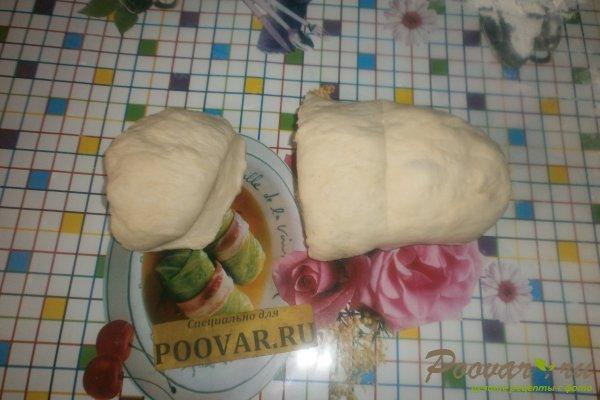 Пирог с начинкой из ливера Шаг 12 (картинка)