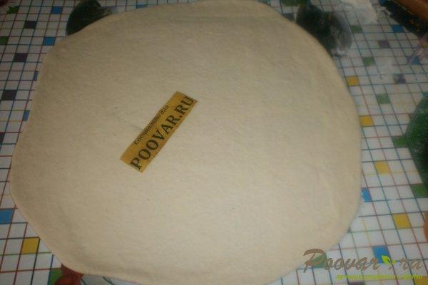 Пирог с начинкой из ливера Шаг 13 (картинка)