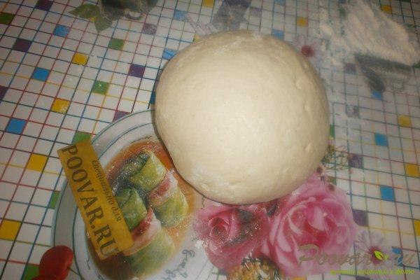 Пирог с начинкой из ливера Шаг 11 (картинка)