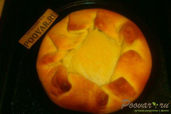 Пирог с начинкой из ливера Шаг 18 (картинка)