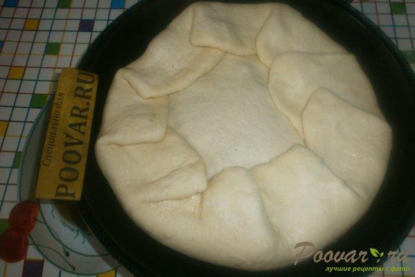 Пирог с начинкой из ливера Шаг 17 (картинка)