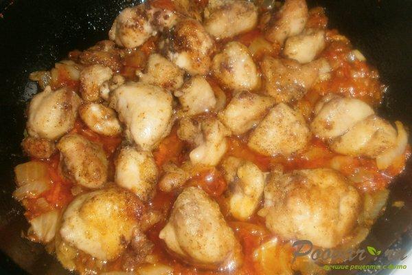 Куриные хвостики в томатном соусе Шаг 13 (картинка)