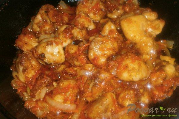 Куриные хвостики в томатном соусе Шаг 14 (картинка)