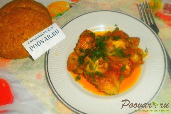 Куриные хвостики в томатном соусе Шаг 16 (картинка)