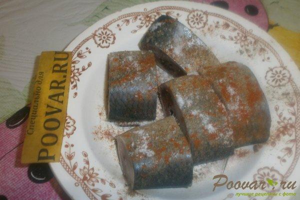 Жареная сельдь на сковороде с овощами Шаг 3 (картинка)