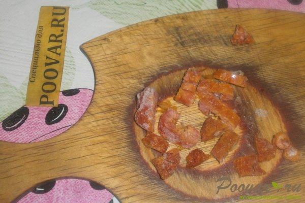 Жареная сельдь на сковороде с овощами Шаг 9 (картинка)