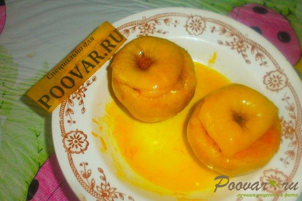 Запечённые яблоки с тыквой Шаг 13 (картинка)