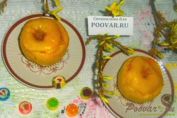 Запечённые яблоки с тыквой Шаг 14 (картинка)