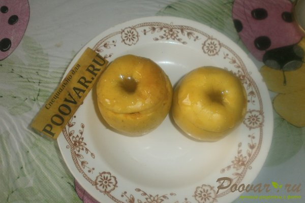 Запечённые яблоки с тыквой Шаг 12 (картинка)