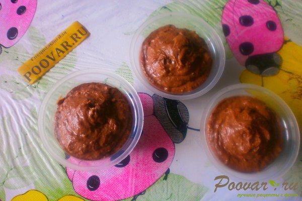 Шоколадный десерт с бананом и орехами Шаг 11 (картинка)